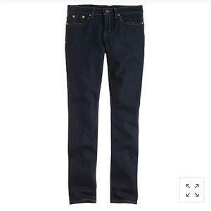 J. Crew Ever Stretch Toothpick Jeans